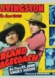 Overland Stagecoach 海报