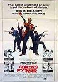 Gordon's War 海报