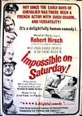 Impossible on Saturday 海报