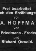 Hoffmanns Erzählungen 海报