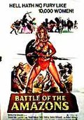 Battle of the Amazons 海报