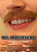 Ms. Moustache 海报