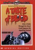 A Taste of Blood 海报