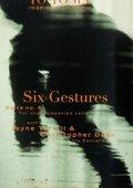 Bach Cello Suite #6: Six Gestures 海报