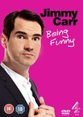 Jimmy Carr: Being Funny 海报