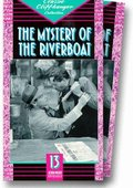 The Mystery of the Riverboat 海报