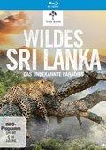 國家地理:野性斯里蘭卡 海報