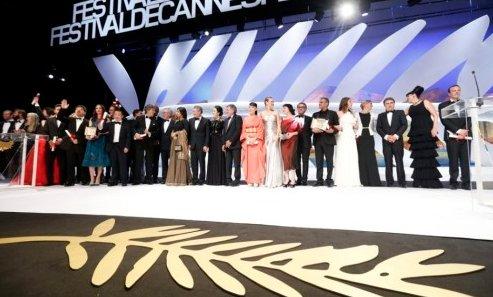 第66届戛纳国际电影节颁奖礼图片