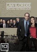 法律与秩序:特殊受害者 第十季 海报