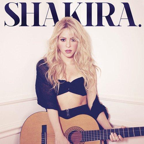 Shakira-《Shakira.》[FLAC/295MB/分轨]