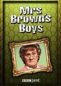 布朗夫人的儿子们 第二季 海报