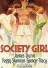 Society Girl 海报