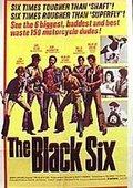 The Black Six 海报