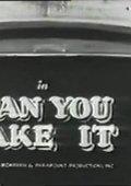 Can You Take It 海报