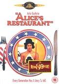 爱丽斯餐厅 海报