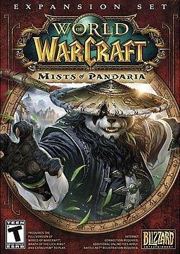 魔兽世界:熊猫人之谜海报