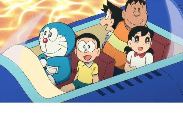 哆啦A梦 大雄与奇迹之岛 动物历险记
