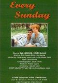 Franciska vasárnapjai 海报