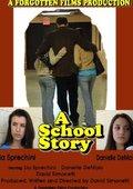 A School Story 海报