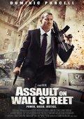 入侵华尔街 海报