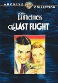The Last Flight 海报