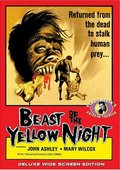 The Beast of the Yellow Night 海报