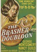 The Brasher Doubloon 海报