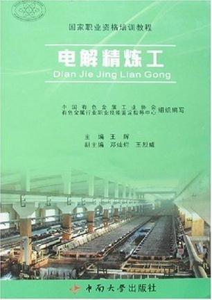 《电解精炼工》高清文字版[PDF]