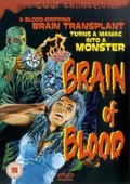 Brain of Blood 海报
