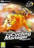 职业自行车队经理2012 海报