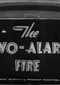 The Two-Alarm Fire 海报