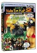 Class of Nuke 'Em High Part II: Subhumanoid Meltdown 海报