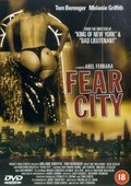 Fear City 海报