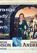 Strange Lady in Town 海报