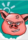 愤怒小猪的逆袭 海报