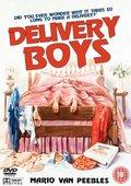 Delivery Boys 海报
