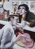 I Never Tell Anybody Anything: The Life and Art of Edward Burra 海报