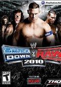 美国职业摔角联盟2010 海报