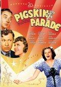 Pigskin Parade 海报