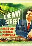 One Way Street 海报