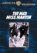 The Mad Miss Manton 海报