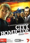 城市凶杀组 第二季 海报