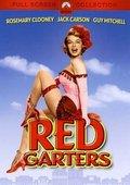 Red Garters 海报