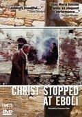 基督停留在埃博利 海报