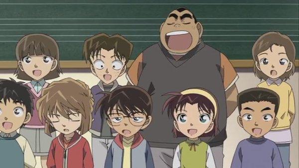 名侦探柯南 战栗的乐谱 Detective Conan Movie 12 Full Score Fear 动图片