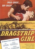 Dragstrip Girl 海报