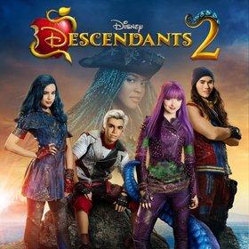 原声大碟 -《后裔2》(Descendants 2)Original TV Movie Soundtrack[MP3]