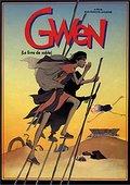 Gwen, le livre de sable 海报