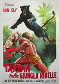 Tarzan's Jungle Rebellion 海报