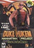 毁灭公爵:曼哈顿计划 海报